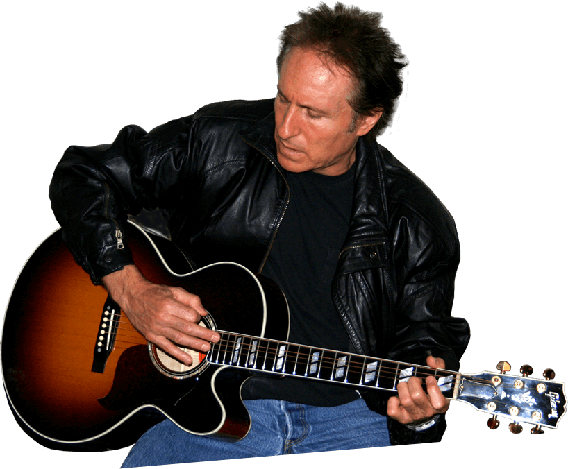 Gary Van Koten Playing Guitar